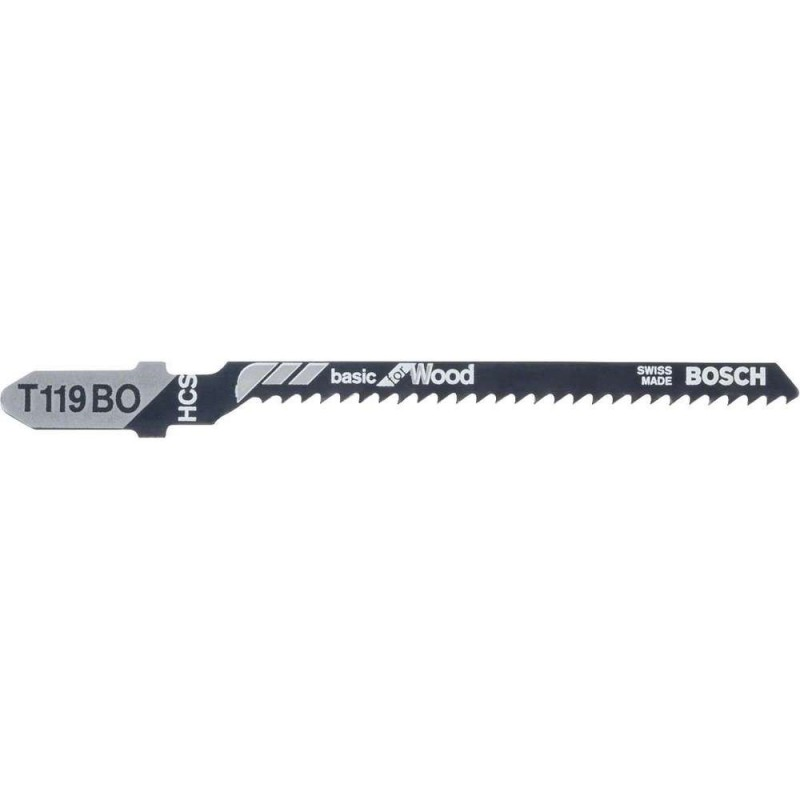 Panza pentru fierastrau vertical Bosch T 119 BO