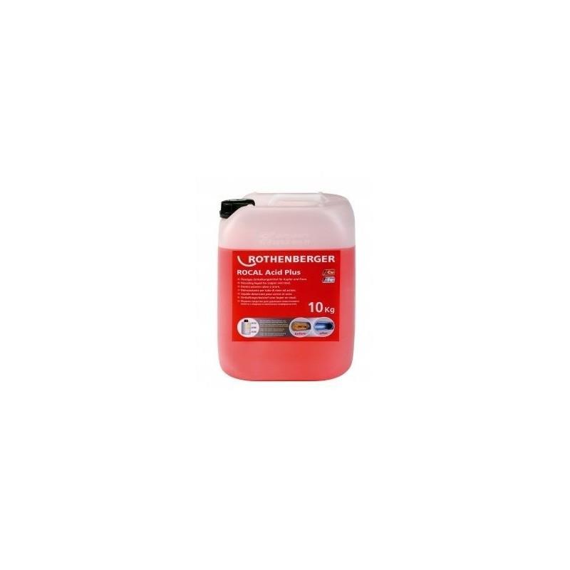 Agent de lucru Rothenberger Rocal Acid Multi 10 kg pentru decalcifiere