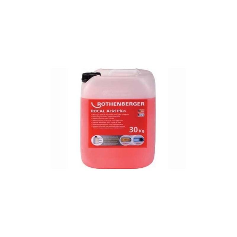 Agent de lucru Rothenberger Rocal Acid Multi 30 kg pentru decalcifiere