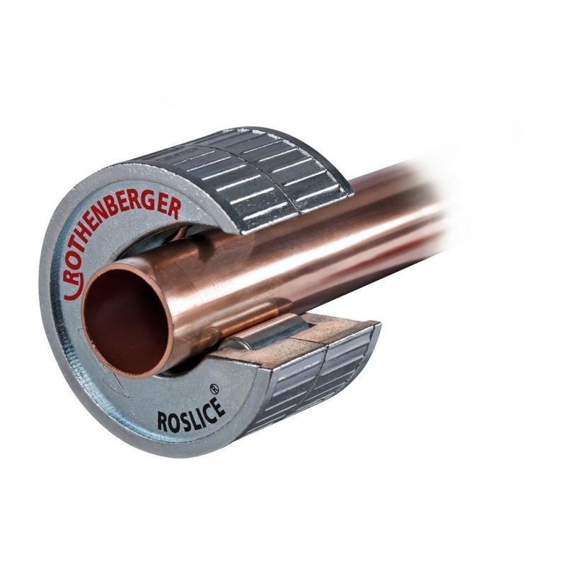 Taietor cu rola Rothenberger Roslice pentru cupru (Ø 15 mm)
