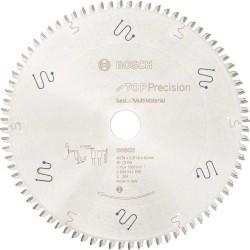 Panza de ferastrau circular Bosch Multimaterial 254x30, 80 dinti
