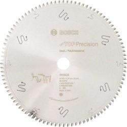Panza de ferastrau circular Bosch Multimaterial 254x30, 96 dinti