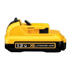 Acumulator DeWalt XR Li-Ion 12V cu 2.0Ah DCB127