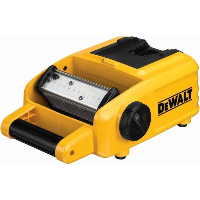 Lanterna cu LED compatibila cu acumulatori XR 18 V Dewalt DCL060-XJ