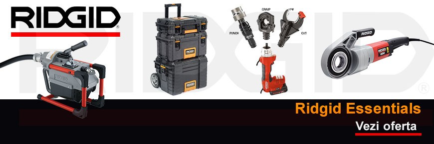 Oferta Ridgid Essentials